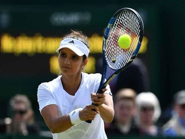 Sania Mirza Pulls Out Of Australian Open Mixed Doubles With Calf Injury