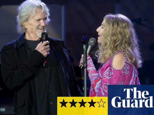 Barbra Streisand review – a legend keeps it kooky