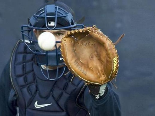 Catching up with the catcher's mask