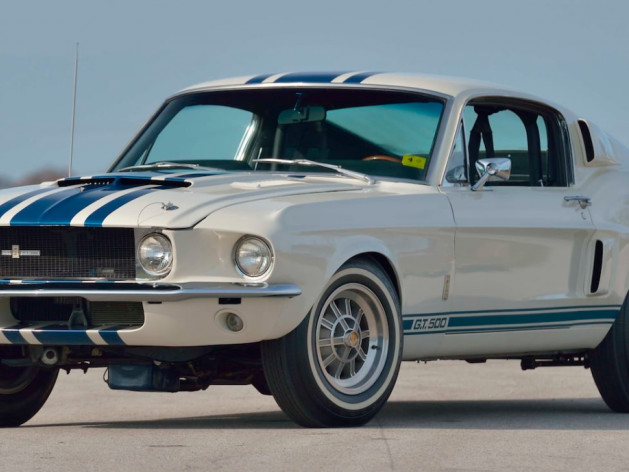 One-of-one 1967 Shelby G.T. 500 Super Snake remains the most expensive Mustang sold at auction