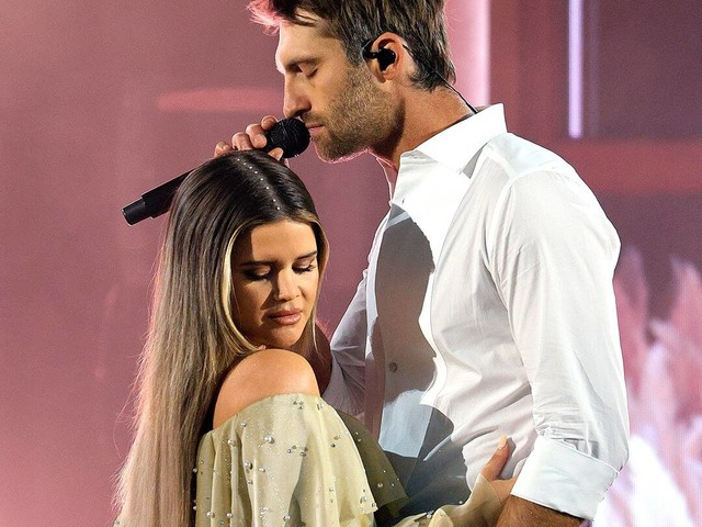Maren Morris and Ryan Hurd's Love Story Takes Center Stage at 2021 ACM Awards