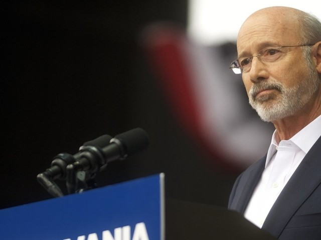 Pennsylvania governor announces 'sweeping' executive order on gun control