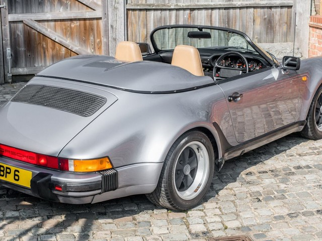 1989 Porsche 911 Speedster With 283,000 Miles On The Clock Is A Guilt-Free Classic Daily Driver
