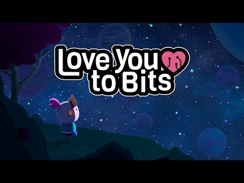 Sci-Fi Puzzle Game 'Love You to Bits' Named App of the Week, Available for Free