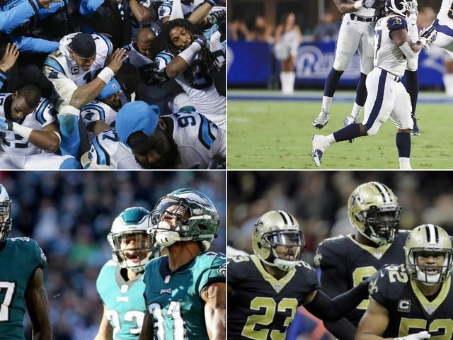 In stacked NFC, Vikings aren't the only ones with high expectations