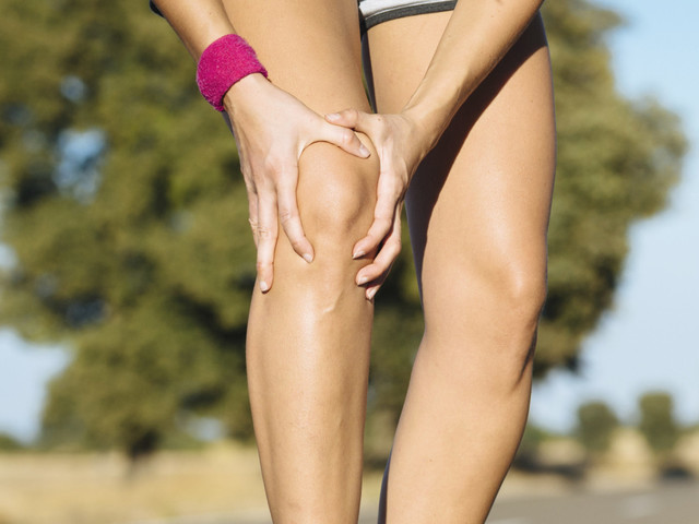 Seven Ways I Dealt With The Pain That Is Runner's Knee