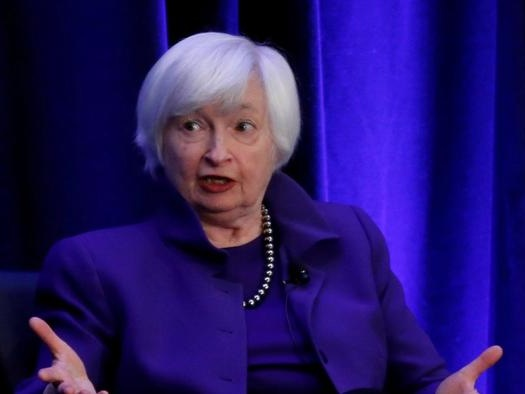 Yellen Urges US Allies To Spend More On Green 'Infrastructure'