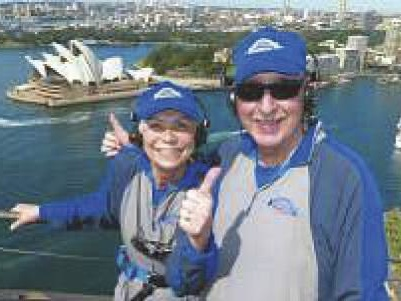 Eagle's Trace couple shares travel tips