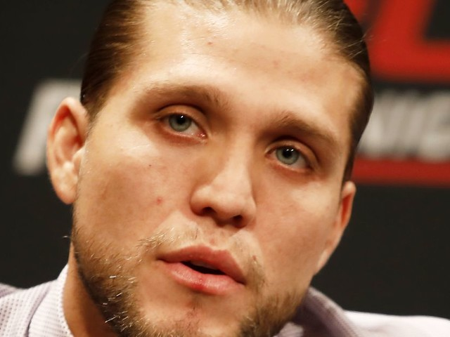 Brian Ortega reveals injury that led to withdrawal from UFC Busan