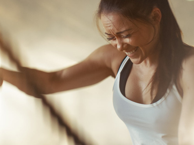 Vigorous Exercise Associated With Additional Health Benefits