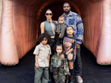 DONDA BITS: Kanye West Seemingly Hints That Kim K Cheated On Him & He Cheated On Her + Kim K 'Considering Her Reconciliation Options' After Irina Shayk Breakup