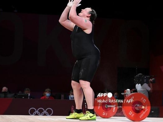 Transgender Olympian Weightlifter Knocked Out Of Competition Early