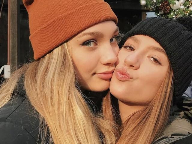 17 Photos of Maddie and Mackenzie Zeigler Showing Off Their Sweet Sisterhood
