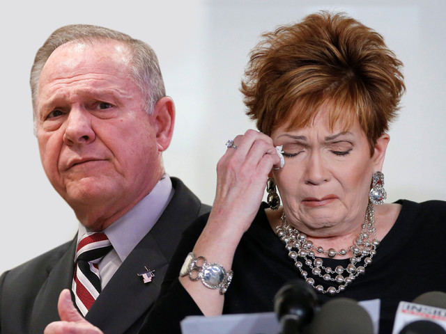New Roy Moore accuser alleges he sexually assaulted her when she was 16