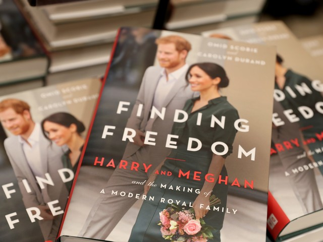 'Finding Freedom' tells Harry and Meghan's reasons for flight: 'Blindsided' by racism, tabloid coverage
