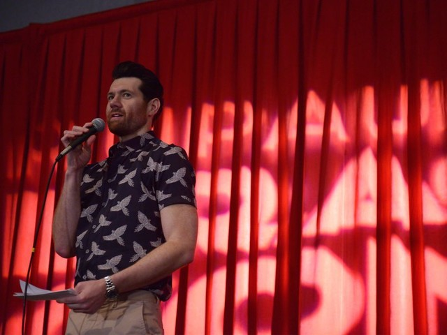 Comedian Billy Eichner Has a Clever Hack for Calming Nerves During Turbulence