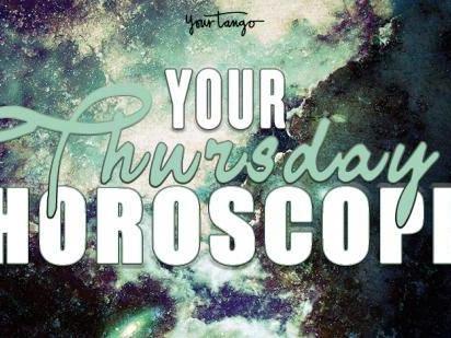 Today's Horoscope: Thursday, December 12, 2019