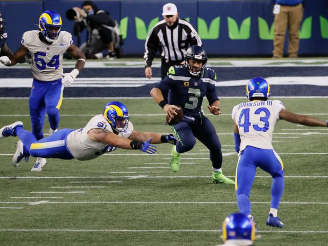 Rams' 30-20 Win Sends Seahawks To Rare Home Loss