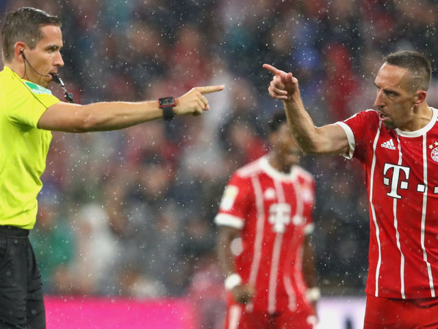 Bundesliga is the latest soccer league to use video referees