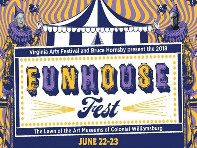 Funhouse Fest Expands 2018 Lineup