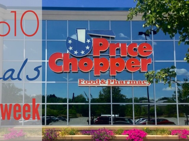 10 of the Most Popular Deals at Price Chopper – Ending 10/14