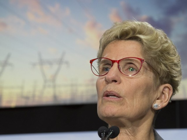 Stagnant Ontario Wages Should Come As No Shock To Kathleen Wynne