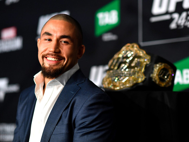 Who Are Robert Whittaker's Coaches and Training Partners?