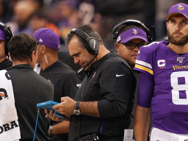 Dalvin Cook faced loaded fronts, little room to run in Vikings' loss to Bears