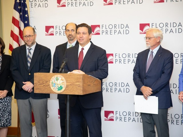 Fla. Governor Ron DeSantis Announces $1.3B in Savings for Florida Prepaid Customers