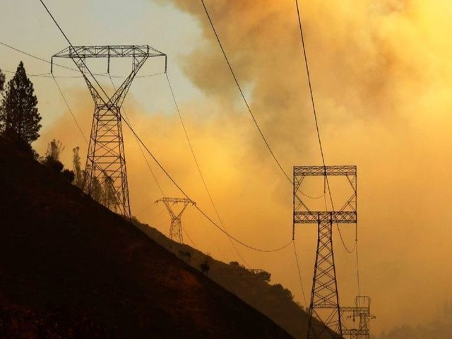 PG&E's bankruptcy could slow California's fight against climate change