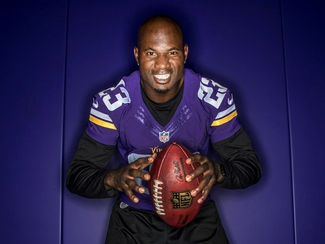 Terence Newman is Vikings' best asset in fight against complacency