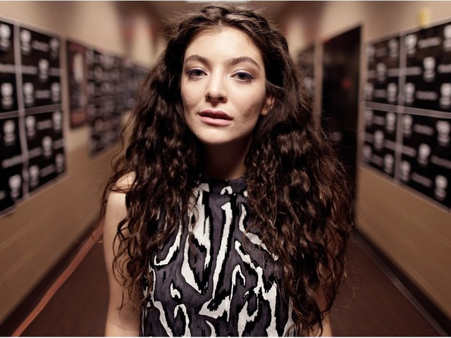 Lorde's Stage Name Stems From Her Fascination With, Well, Royals