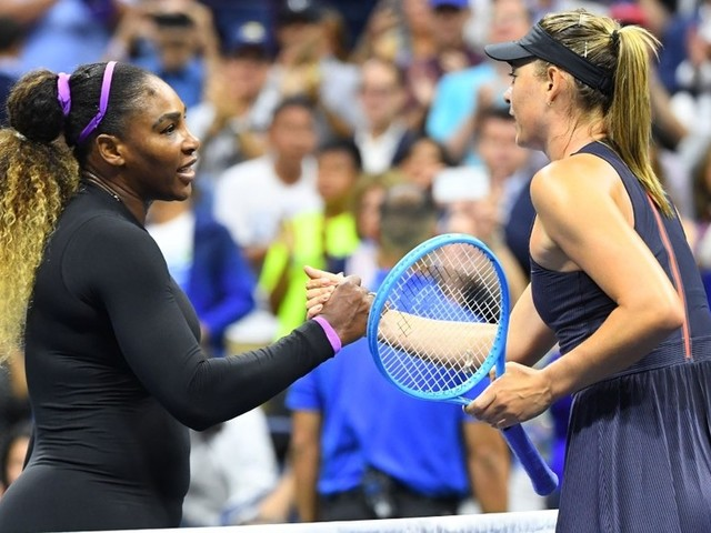 Rivalry? What rivalry? Serena Williams asserts dominance with US Open thrashing of Maria Sharapova