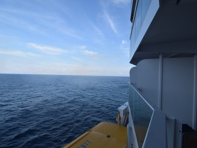 Anthem of the Seas Live Blog - Day 9 - Sea Day