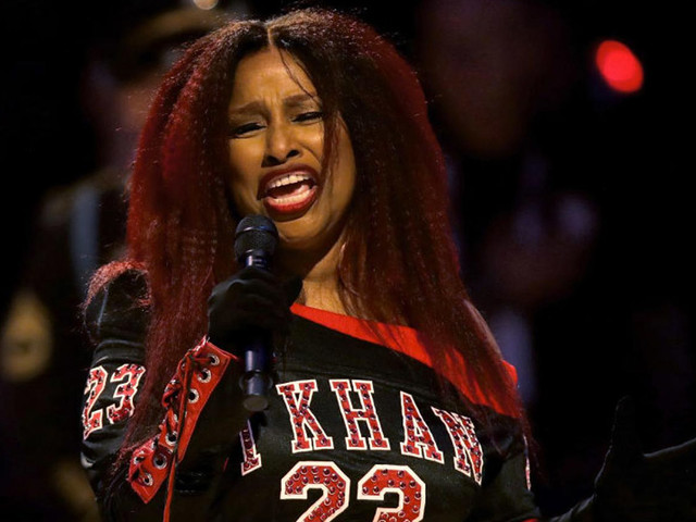 Chaka Khan Roasted on Twitter Over Her National Anthem Performance at the 2020 NBA All-Star Game