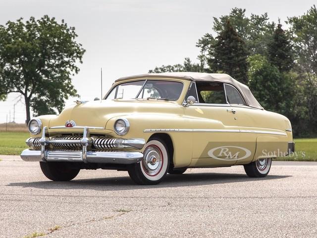 1951 Mercury Other--Model