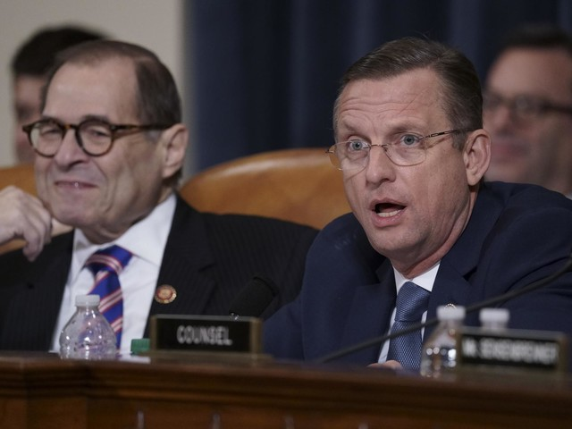 Watch Live: Hearing on Impeachment Report by House Intelligence Committee