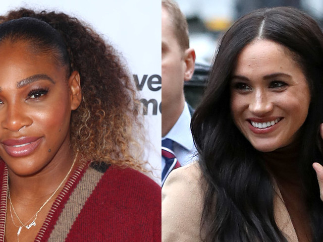 Serena Williams Is Asked About Her Friend Meghan Markle & She Had This to Say In Response