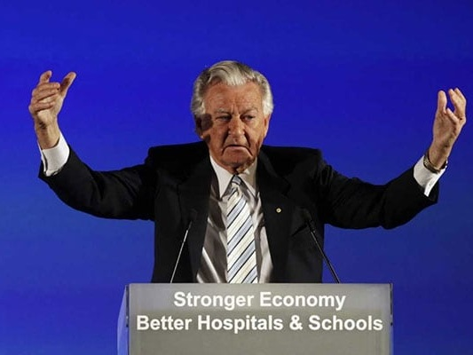 Australia's Longest Serving Labor PM Bob Hawke Dies At 89