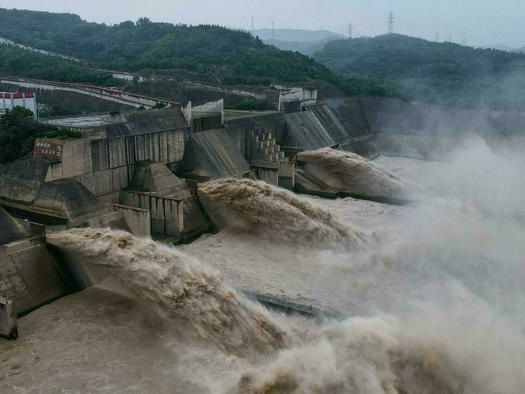 Dam Near China's Flooded Zhenghou City Collapses, Third In Last 48 Hours