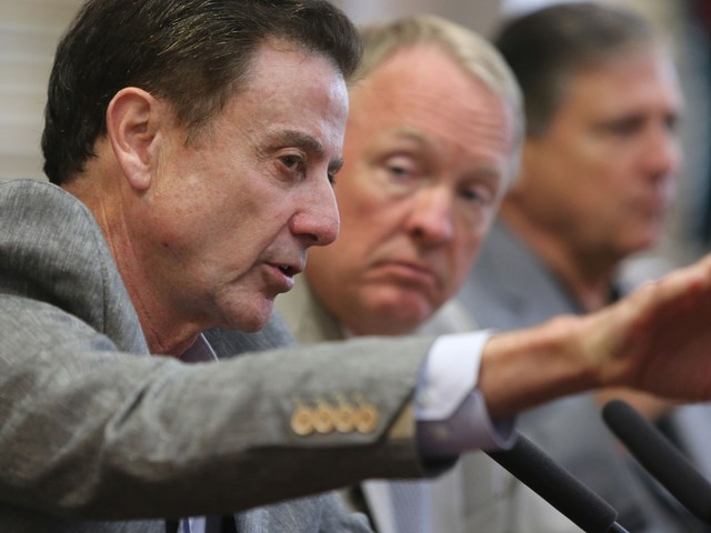 If Pitino wins, insurance might not protect Louisville