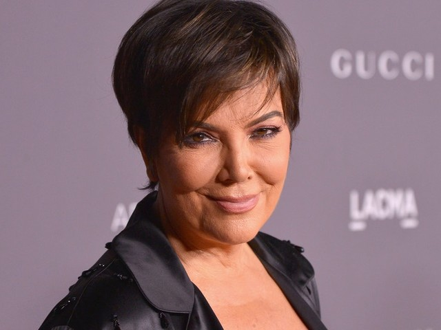 Kris Jenner's Disguise To Go Christmas Shopping Literally Made Her Unrecognizable