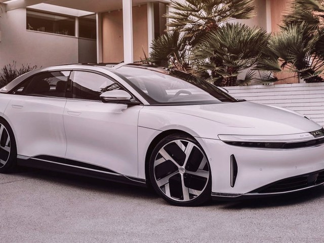 Lucid Motors is set to go public with a $24 billion valuation. It probably couldn't have happened without billions in Saudi money.
