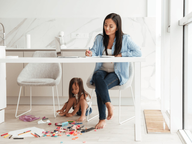 Working and Schooling at Home? Simplify Life with Family Routines