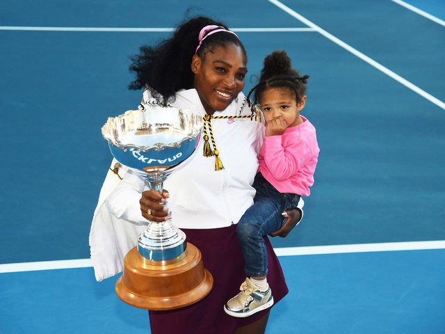Serena Williams ends three-year title drought, donates $43K winner's check to Australian wildfires victims