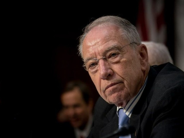 Grassley says EPA 'screwed' farmers with biofuels exemptions