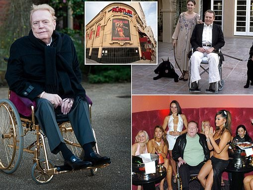 Larry Flynt dead at 78: Controversial publisher who founded Hustler has died of heart failure
