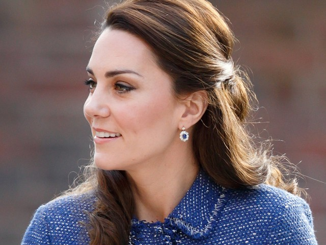 Kate Middleton's Repeat Outfit Proves That This Classic Never Goes Out Of Style