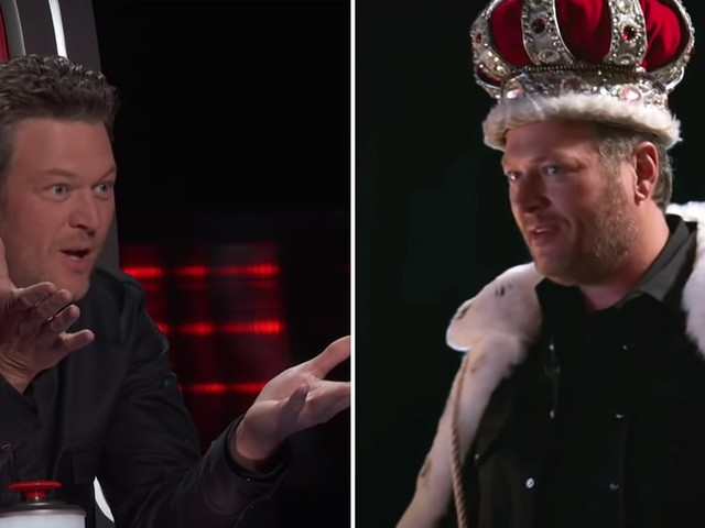 7 Moments That Show Why Blake Shelton Should Be Considered King of The Voice