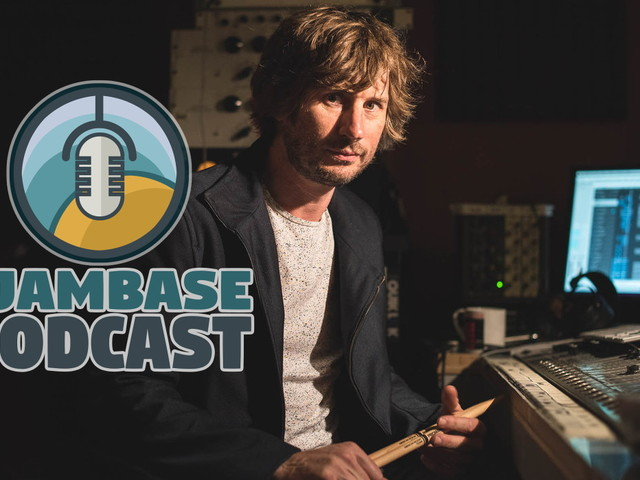 The JamBase Podcast: The New Mastersounds Drummer Simon Allen